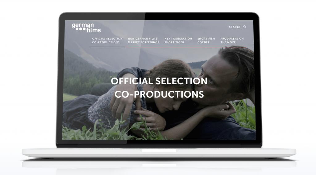 Webdesign Werner Schauer – germanfilmsincannes