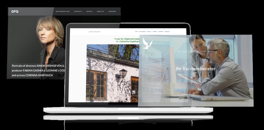 Werner Schauer Website designbyschauer