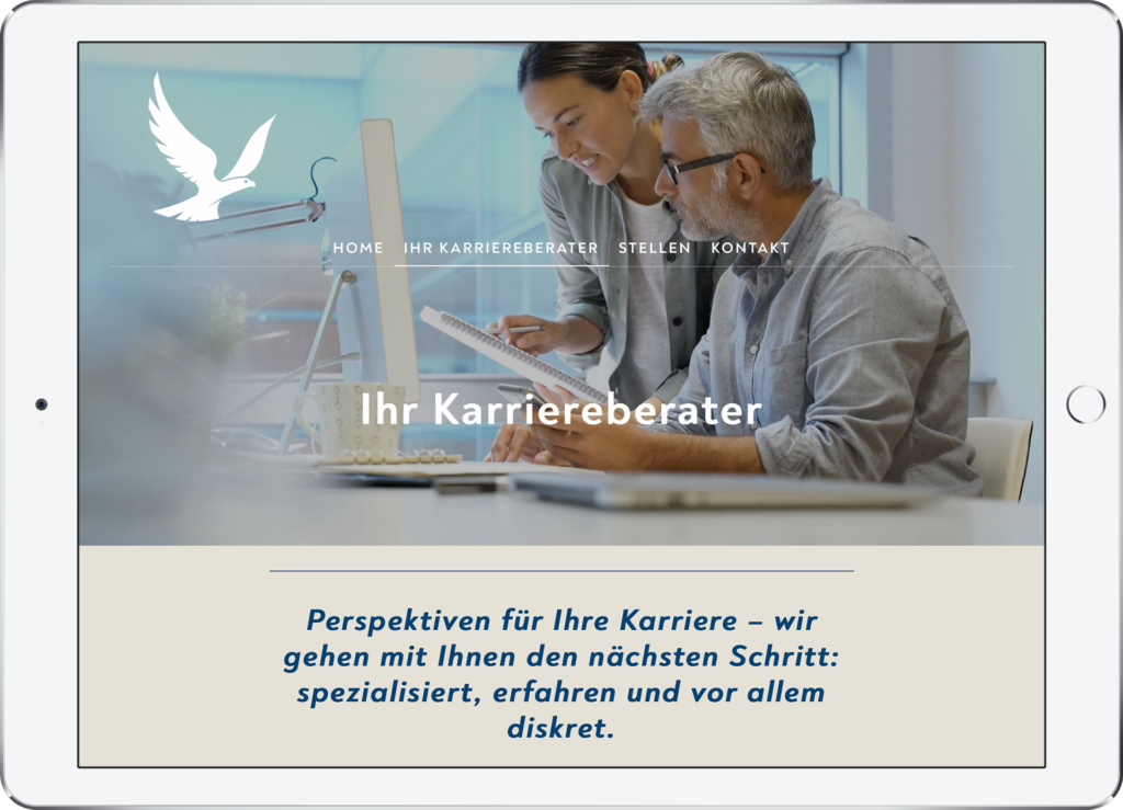 Arakos Website Design Werner Schauer