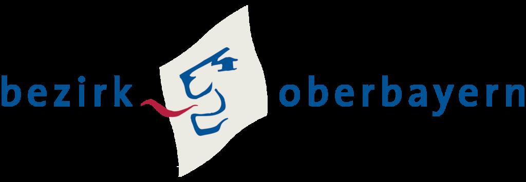 Logogestaltung für Bezirk Oberbayern