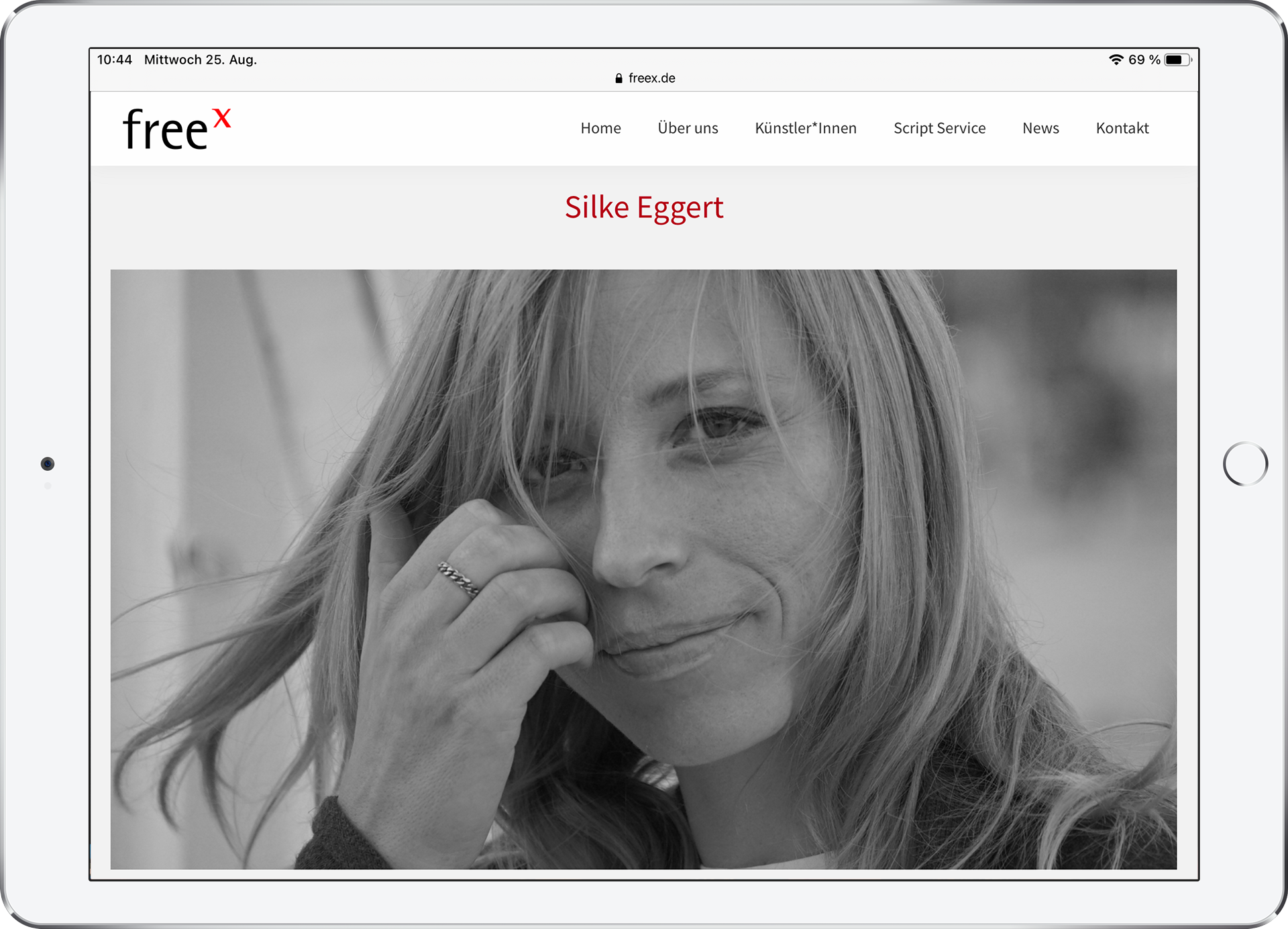 webdesign für free x