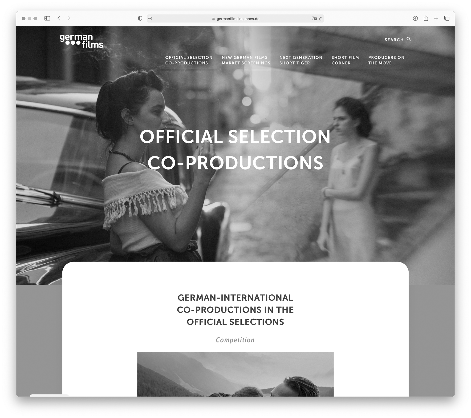 designbyschauer Website germanfilmsincannes